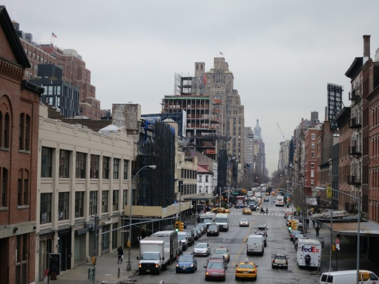 Chelsea, View from The High Line
