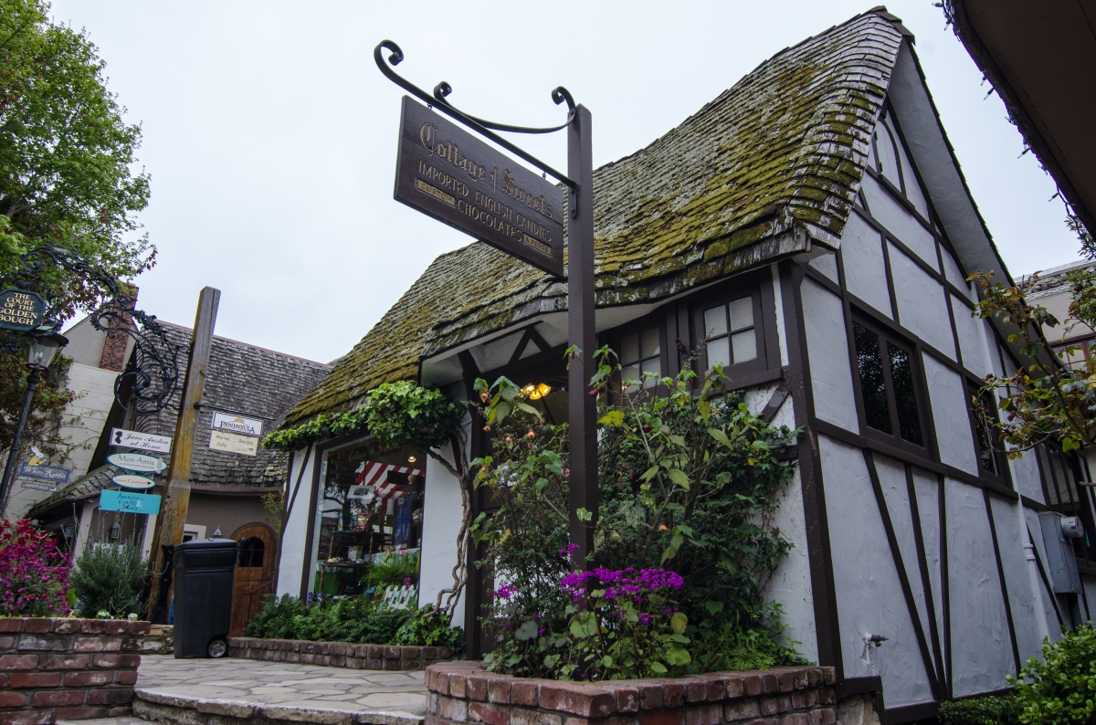 Carmel-by-the-Sea: Welcome to the Shire