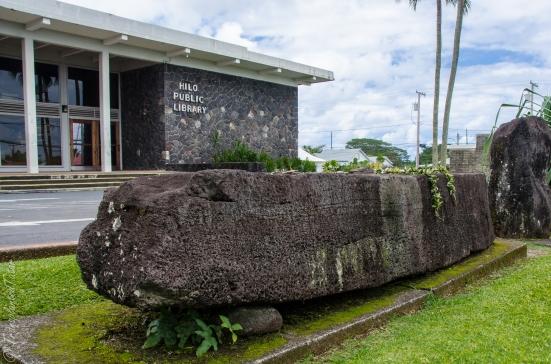 Naha and Pinao Stones, Hilo, Hawaii