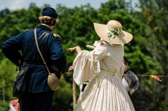 Reenactors, 150th Anniversary Gettysburg Battle Reenactment