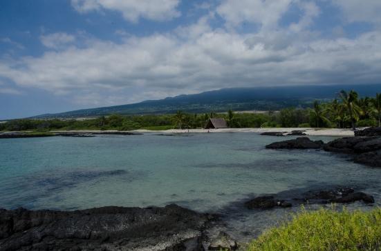 Ai'opio Beach and Fishtrap, Kaloko-Honokohau National Historical Park