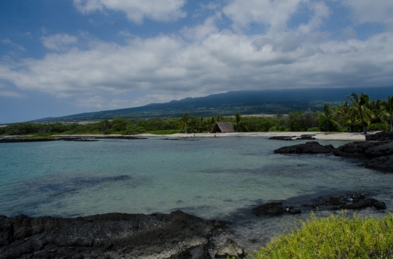 Ai'opio Beach and Fishtrap, Kaloko-Honokohau National Historical Park