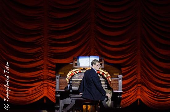 Bob Gulledge playing The Mighty Wurlitzer Organ, Byrd Theatre, Richmond, Virginia