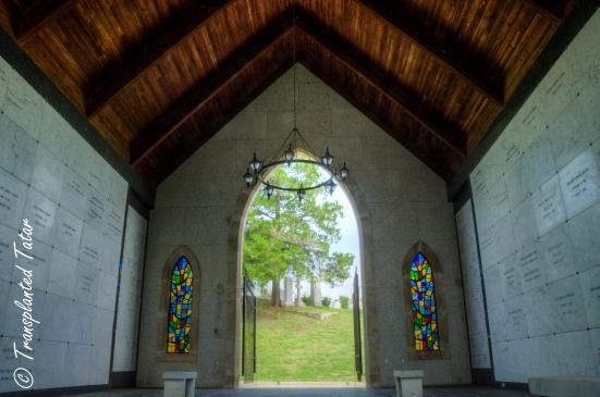 Palmer Chapel Mausoleum, Hollywood Cemetery, Richmond, Virginia