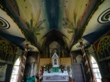 Hawaii's Painted Church