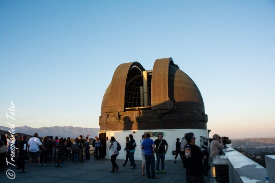 Zeiss Telescope is open to the public, Griffith Observatory, Los Angeles