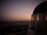 An L.A. Sunset: Griffith Observatory