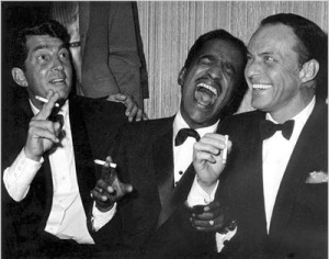 Rat Pack in Las Vegas