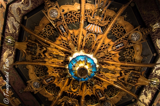 Ceiling at the TCL Chinese Theatre, Lost Angeles