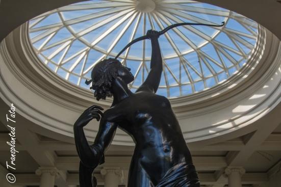Diana statue, Huntington Library
