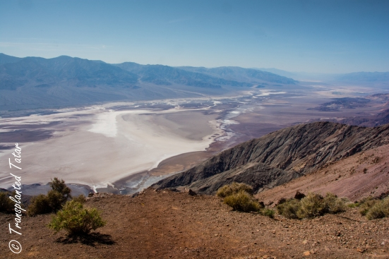 View from Dante's View viewpoint, Death Valley